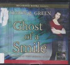 GHOST OF A SMILE by SIMON R. GREEN ~UNABRIDGED CD AUDIOBOOK