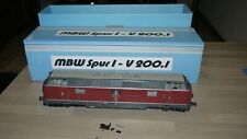 MBW Spur 1 V200 GAUGE 1 DIESEL LOCO BR221 221106 - NOT LIVE STEAM