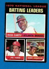1971 Topps Baseball cards - complete your set - U-Pick - FREE SHIPPING!
