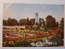 alte Foto Ansichtskarte Essen Gruga um  1957