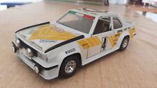 Die-Cast Burago Opel Ascona 400 Rally    N'18    Gio3