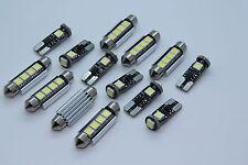 LED SMD Luce Bianco Interno illuminazione abitacolo BMW E46 Berlina M3 Coupe IT