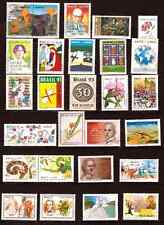 BRESIL  27 Timbres neufs : Usages courants, sujets divers  -  H274