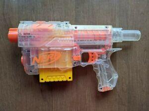 NERF CLEAR Recon CS-6 Dart Gun Blaster only with Magazine