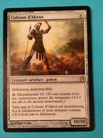 Colossus of Akros FRENCH 1X SP Theros MTG Magic the gathering