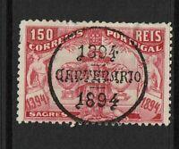 Portugal SC# 106, Used, hinge remnant - S7807