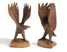 Adler aus Holz - Von Meisterhand geschnitzt!