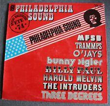 Philadelphia Sound - special discotheque été 74, LP - 33 tours