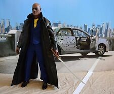 Custom 1/6 Morpheus; MATRIX RELOADED; Neo; Trinity; Hot Toys; Enterbay; RARE