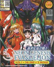 Anime Neon Genesis Evangelion TV 1
