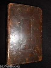 A Continuation of Funeral Discourses by John Shower 1699 Christian Sermons RARE