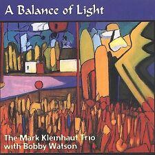 Balance of Light by Mark Kleinhaut,BobbyWatson,JimLyden,.. (CD,2003 Invisible)