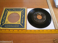 1950s Porter Wagoner Rca 45 Record 47-8105 Vg+/Nm One way ticket to the blues