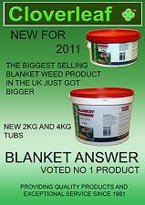 cloverleaf blanket answer 4kg tub