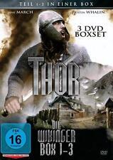 DVD - Thor - Die Wikinger Box / NEU / #303