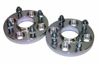 15MM 4x100 54.1CB HUBCENTRIC WHEEL SPACER KIT TOYOTA CELICA MR2 STARLET YARIS