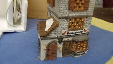 Department 56 Dickens Village Series Poulterer # 5926-8