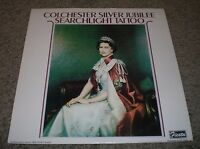 Colchester Silver Jubilee Searchlight Tattoo~RARE Military Music~FAST SHIPPING!