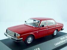 VOLVO 244 1977-1980 rouge/Triple 9 Premium 1:43