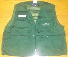 New  P-LINE Pucci's Mesh FLY FISHING UTILITY FISH VEST TROUT ADULT LARGE