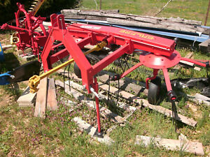 Galfre 3pt two basket 250/2 Hay tedder{{Best Equipment & The Cheapest Shipping}}