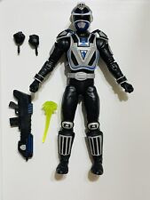 Power Rangers SPD A Squad Blue Ranger Lightning Collection