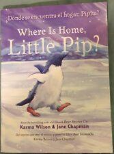 Where Is Home, Little Pip?  Donde se encuentra el ...?  PB 2008 Cheerio Promo