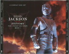 Michael Jackson - HIStory: Past, Present And Future - Book 1 (2CD)  NEW/SEALED