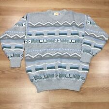 Vintage 90s Tundra/Coogi Style Dad Sweater SZ M