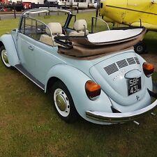 classic vw beetle 1972
