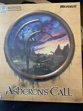 New ListingAsheron's Call by Microsoft - Vintage Pc Game -Rare 1999 New In Box Never Opened
