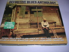 Definitive Blues Anthology [Digipak] (2009) CD X 3