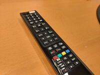 Bush TV Remote Control for LED49292UHDFVP