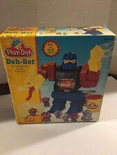 Vintage 1995 Playskool Play-Doh Doh Bot PLAYSET. New in Box