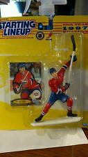1997 Starting Lineup Montreal Canidiens Mark Recchi