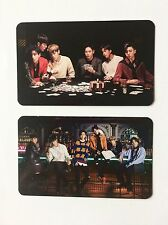 B.A.P Noir Group Photocard Set Yongguk Daehyun Himchan Zelo Jongup Youngjae BAP