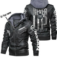 Nissan Leather Jacket Perfect Gift