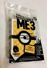 New Despicable Me 3 Minions Playing Cards 2017 McDonalds Happy Meal Toy Deck #10