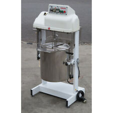 Sigma Cc-30 Floor Style Natural Gas Powered Commercial Tilted Cream Cooker, Used