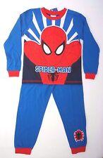 Marvel Kids Ultimate Spider-Man Boy's Pajama Sleepwear 2 Piece Set Size 6 NWT