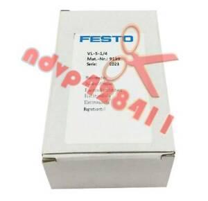 1Pcs New FESTO VL-5-1/4 9199 Pneumatic Control Valve