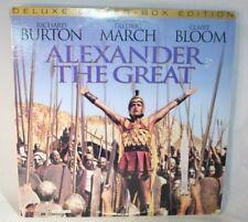 Laserdisc {T} * Alexander The Great * Richard Burton Fredric March Claire Bloom