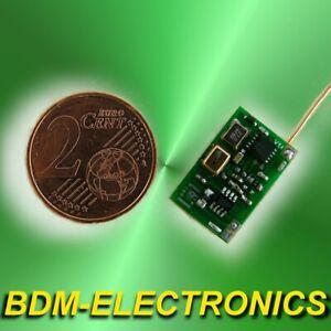 * FM UKW Mini Spion Sender TX Audio Wanze Spionage Abhörgerät 868 MHZ SRD *
