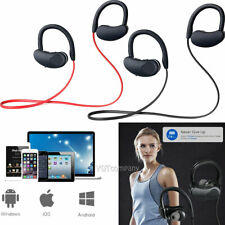 For Samsung S8 S9 S10 Note 10 Wireless Bluetooth Sport Earbud Headphone Headset