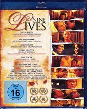 Blu-ray - Nine Lives - Glenn Close, Holly Hunter - NEU/OVP - FSK 16