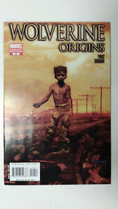 WOLVERINE: ORIGINS #10  1st Printing - Variant - DAKEN      / 2007 Marvel Comics