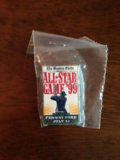 1999 MLB ALL STAR GAME PIN FENWAY PARK RED SOX GLOBE JULY 13 TED WILLIAMS