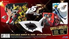 Persona 5 Royal Phantom ladrones Edition Edición Coleccionista PS4 nuevo Eng!!!