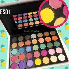 Kara Eyeshadow Palette Rainbow Unicorn Pigmented 35 Colors Eyes Make Up ES01