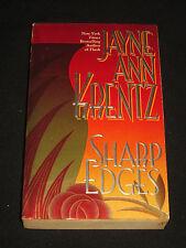 wm* JAYNE ANN KRENTZ ~ SHARP EDGES